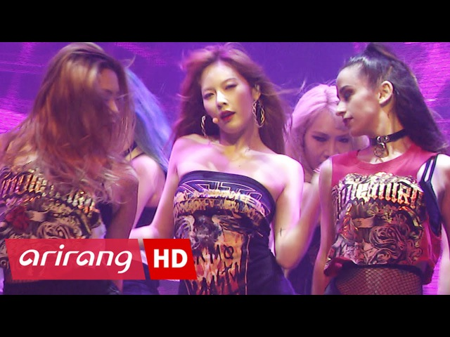 Simply K-Pop _ Hyun A(현아) _ Hows this(어때) _ Ep.227 _ 081216