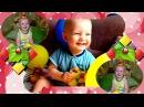 Назарець Михайло і Антоніна Перший день народження