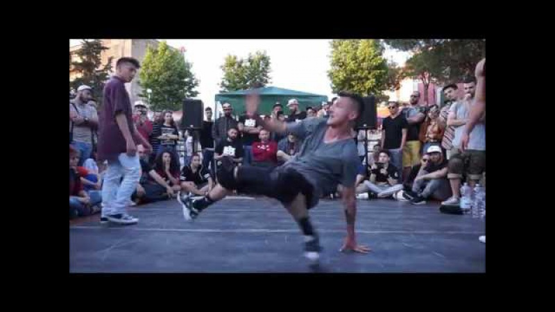 THE BODY ROCK 2016 - Matthew Deflow vs Tomato Moncio - Final Battle