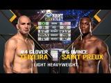 UFC 202 Free Fight Glover Teixeira vs Ovince Saint Preux