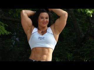 Muscle women  FBB  Female  Bodybuilding  Бодибилдерши