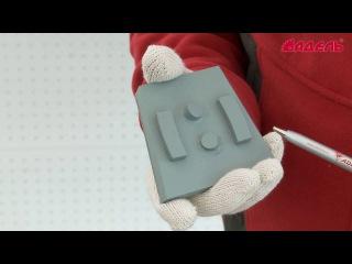 Типовой техпроцесс «Изготовление полированного бетонного пола»: 01. Грубая обдирка