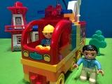 Мультики про машинки. Пожарная машинка выполняет свою работу. Мультики для детей.