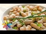 Трехдневный рацион питания на основе белой фасоли от Светланы Фус - Лучшие советы «Все буде добре»