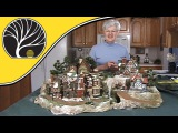Build A Display For Collectible Houses - Model Scenery Woodland Scenics