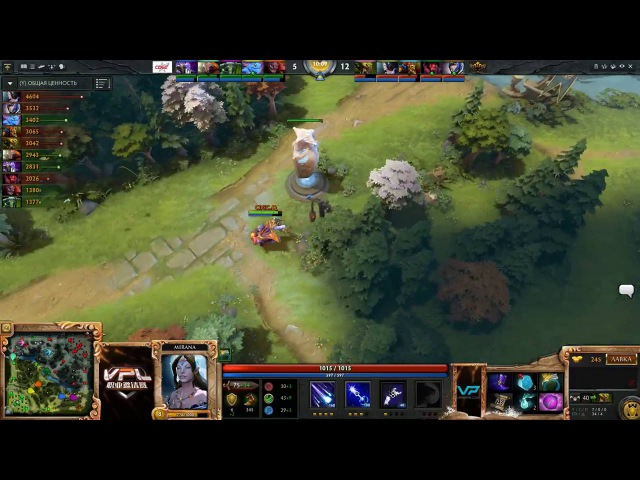 CDEC vs Brave Heart,VPL Season 2,game 1