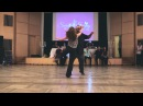Melissa Rutz & John Lindo  Swedish Swing Summer Camp 2014