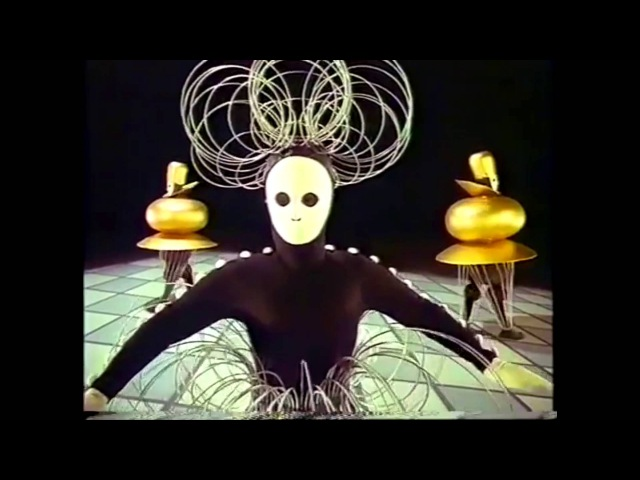 Triadic Ballet, Black Part (Music Benedikt Frey)