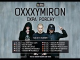OXXXYMIRON - Back To Europe TOUR (July 2016)