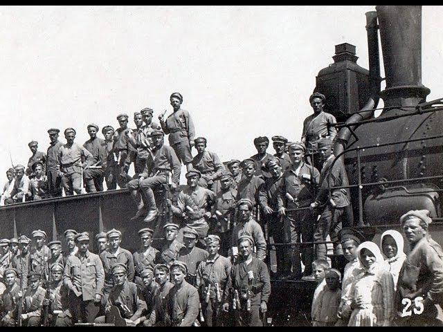 Одержимые кровью (1917-1924) - История России XX века