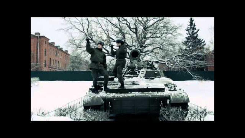 Команда КВН «Контрольный выстрел» - Это армия! (видеоконкурс, финал Пензы, 16.12.2015)