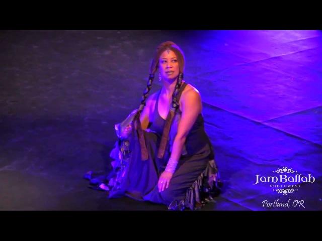 Donna Mejia presents 'Belonging' at JamBallah NW '16