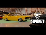 (Full Video) DIFRENT / Ultimate Stance 2015 / DUBS UK / Hellaflush / JDM / VAG / Car Show