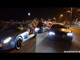 CoD / SUPERCAR TRAFFIC IN QATAR!