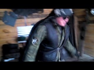 деревенский бэтмон