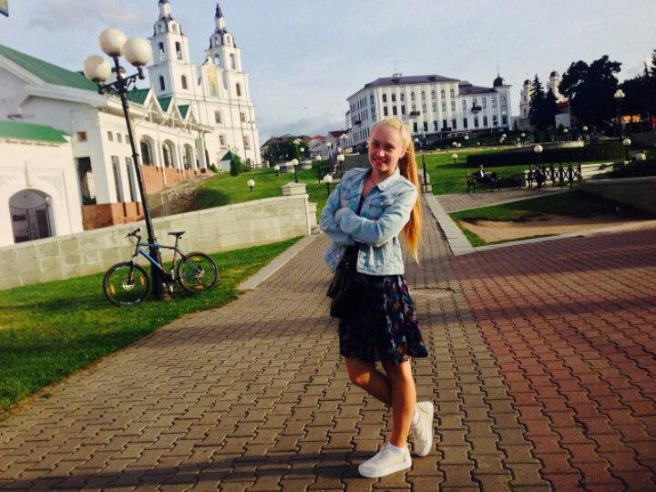 Вика Белякова | Мурманск