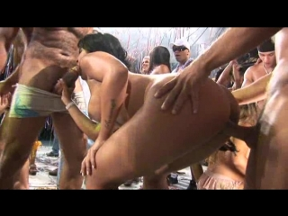 Vk.com/asshd | big wet brazilian latin black butt ass orgy