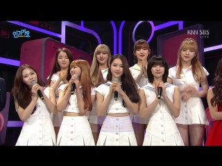 · Interview · 160403 · OH MY GIRL · SBS