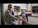 Пока мамы нет дома - When Mama Isn't Home BigRoom REMIX | Dad and Toby play - 'Timmy Trumpet Savage - Freaks'