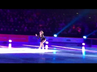 Аделина Сотникова. Шоу Kings on Ice 2016.
