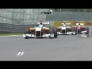 F1 2010. Гран-при Канады. Гонка