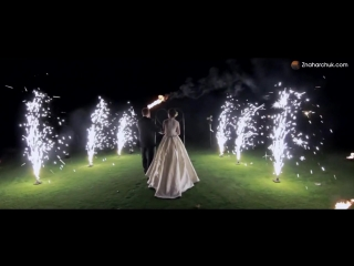 Свадьба в Чехии в Шато Мцелы Александра и Малики