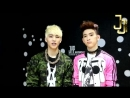 VIDEO MESSAAGE 120523 JJ Project @ Cyworld Music greetings