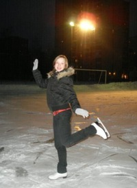 Анна Галиакберова