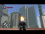 LEGO MARVEL: Super Heroes [Призрачный гонщик]