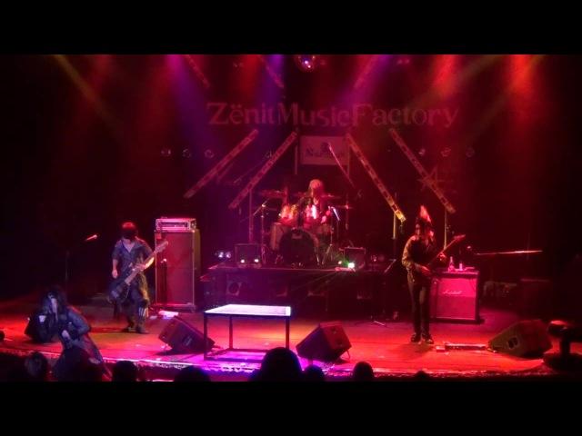 Tokami 【ALIVE PHOBIA】Live 2014