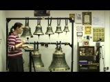 Курсы звонарей - звон Новодевичьего монастыря