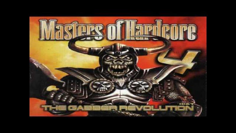 Masters Of Hardcore IV - The Gabber Revolution (IDT)