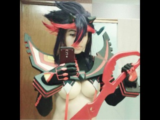 Fake boobs for cosplay