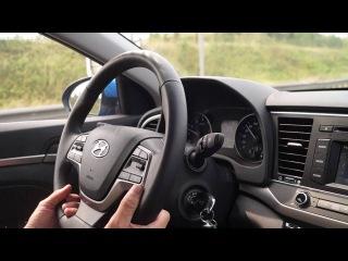 Тест-драйв новой Hyundai Elantra
