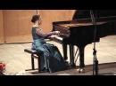А Марчелло И Бах Адажио в ре миноре исполняет Мария Гамбарян РАМ 2009