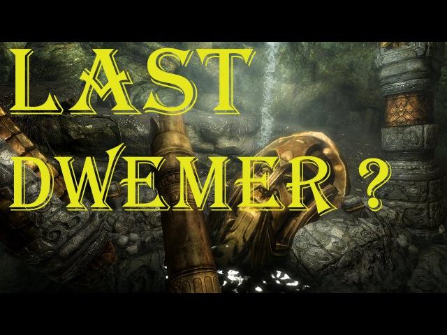 Skyrim - Last Dwemer , Arbiter | The Forgotten City |