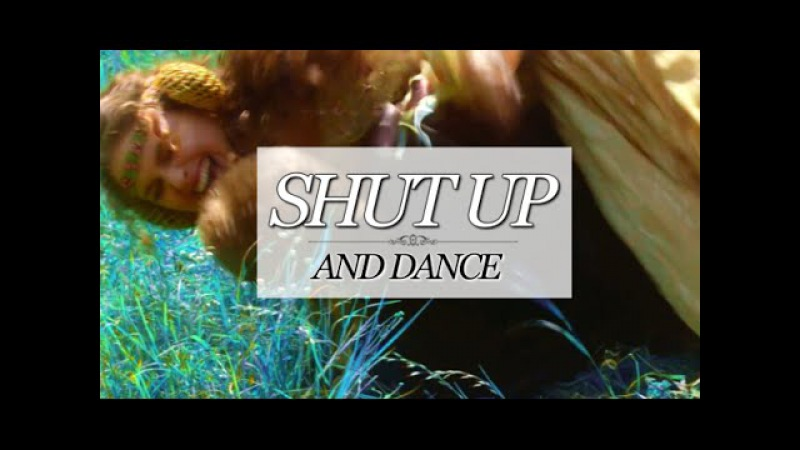 » anakin padme | shut up and dance with me.