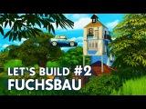 Die Sims 4 Let's Build Fuchsbau #2 aus Harry Potter bauen (The Burrow)