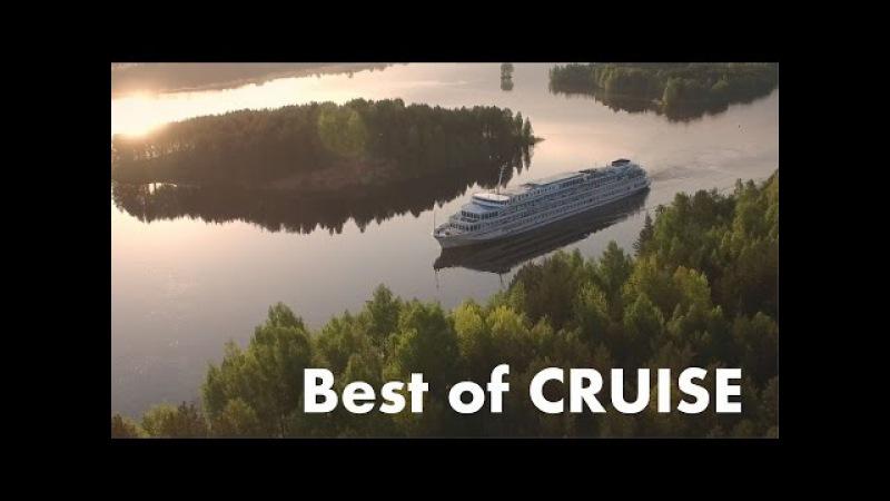 Best of Russia St.Petersburg - Valaam - Kiji Aerial Круиз Валаам - Кижи с квадрокоптера