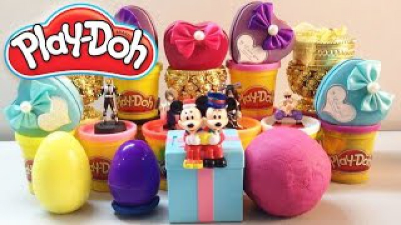 Play Doh Surprise Eggs Videos | Play Doh Surprise Balls | Egg Surprise Toys Videos For Kids .