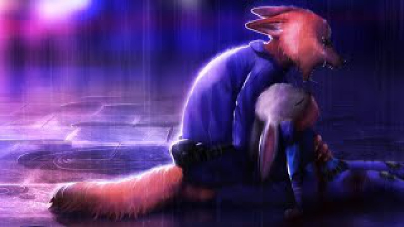 Speedpaint - Wake Up (Zootopia Fanart)