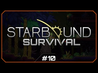 Dreadwing Boss & Radioactive Planets! (Starbound Let's Play)