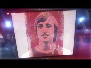 53-минутное видео со 150-ю голами легендарного Йохана Кройффа