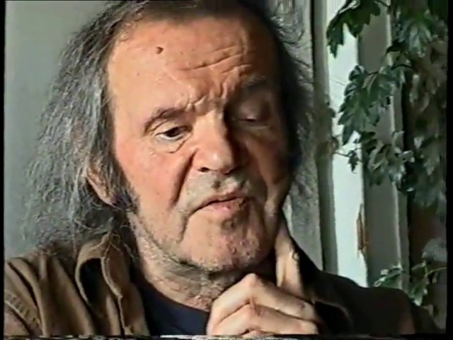 Евгений Головин Компрачикосы Интервью с Сергеем Герасимовым Горки 2004 отрывок