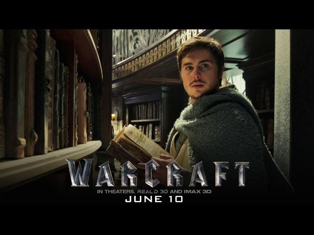 Warcraft - Khadgar Extended Character Video (HD)