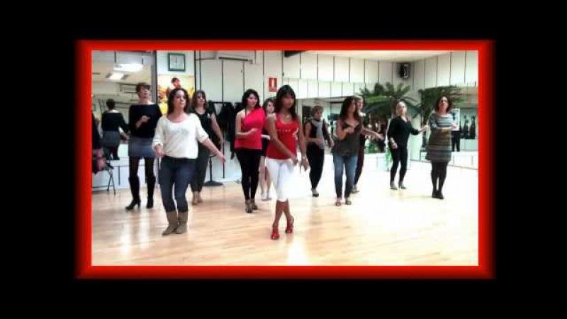 Propuesta Indecente Romeo Santos Bachata lady style Clase de coreografia por Deisy Carrera