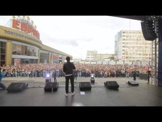 ВЛАД ТОПАЛОВ в Липецке | День рождения ТРЦ Европа
