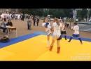 Открытая тренировка юных спортсменов клуба Патриот на Всероссийском празднике день физкультурников! 2016