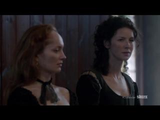 Чужестранка/Outlander (2014 - ...) О съёмках №3 (сезон 1)