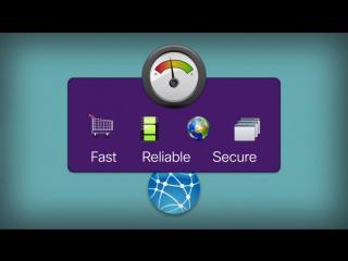 Cisco интеллектуальная WAN с Akamai Connect